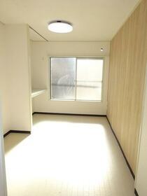 チェリーハイツ 105号室のバルコニー
