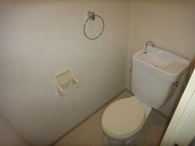 ダイアパレス大名Ⅱのトイレ