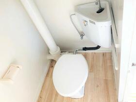 ビレッジハウス美野里1号棟 0103号室のトイレ