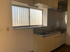 リゼットハウス 102号室のキッチン