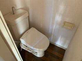 リゼットハウス 102号室のトイレ
