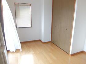 カサデコスタ 201号室の収納