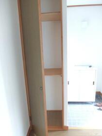 カサデコスタ 201号室の玄関