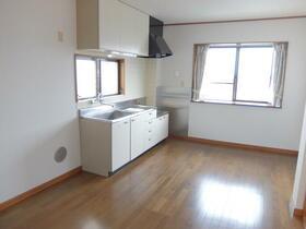 カサデコスタ 201号室のキッチン