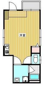 墨田5丁目アパート・101号室の間取り