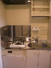 メインステージ茅場町 0608号室のキッチン