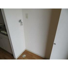 ソフィア石神井 0202号室のトイレ