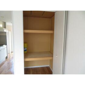 ソフィア石神井 0202号室のキッチン