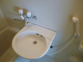 DRS第3ビル 801号室の洗面所