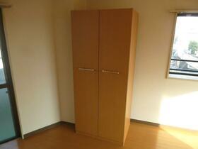 DRS第3ビル 801号室の収納
