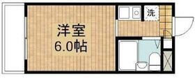 サンスュプリームⅠ・203号室の間取り