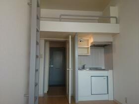 ハイデ野田 0307号室のキッチン
