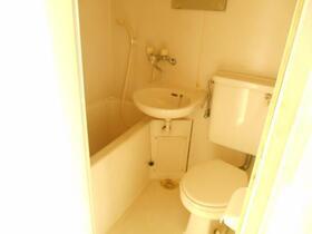 ハイデ野田 0307号室の風呂