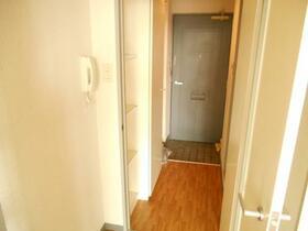 ハイデ野田 0307号室の玄関
