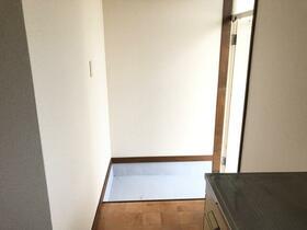 カサフローラ 102号室の玄関