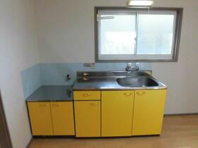 カーサフォレスト 203号室のキッチン