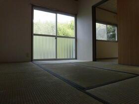 カーサフォレスト 203号室の居室