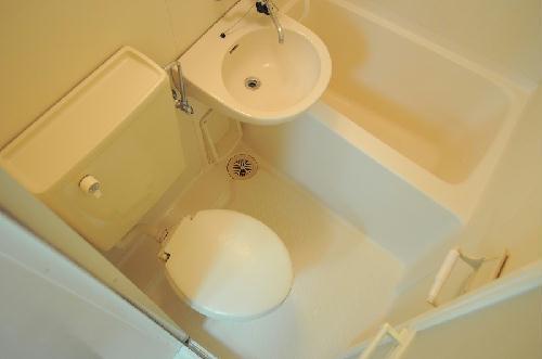 レオパレスサンライズⅡ 201号室の風呂