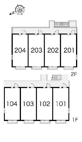 レオパレスサンライズⅡ 201号室のその他