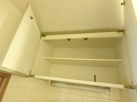 スプリングパーク 301号室の収納