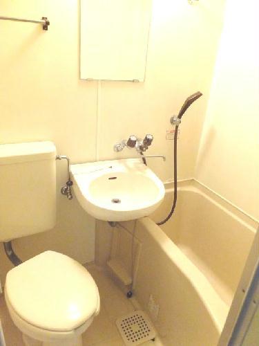 レオパレス千葉第2 101号室の風呂