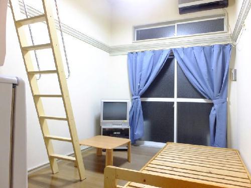 レオパレス千葉第2 101号室のリビング
