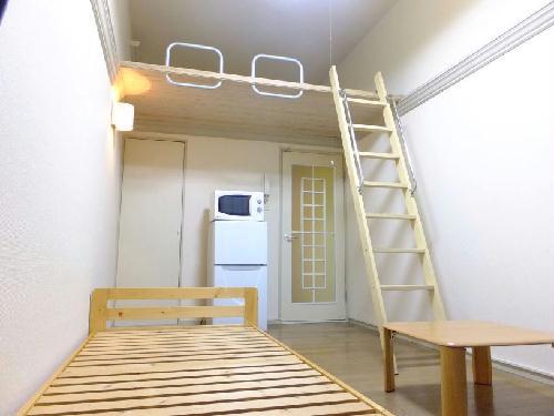 レオパレス千葉第2 202号室のリビング