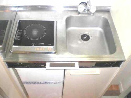 レオパレス千葉第2 202号室のキッチン