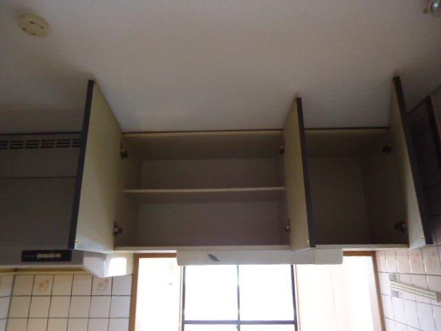 ツインハイツB 105号室の風呂