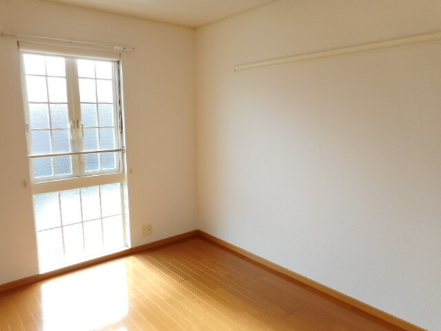 カーサ・フィオーレⅡ 02010号室のバルコニー