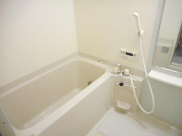 カーサ・フィオーレⅡ 02010号室の風呂