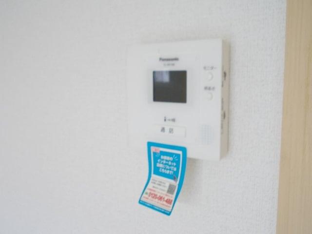 スタ-ハイツA 01030号室のセキュリティ