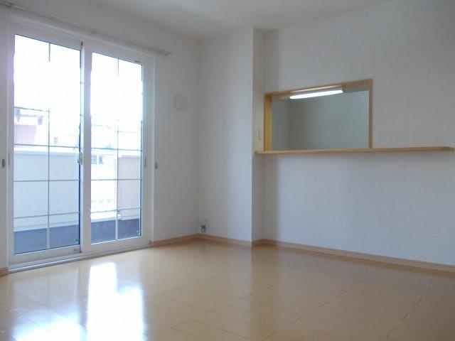 スタ-ハイツA 01030号室のリビング
