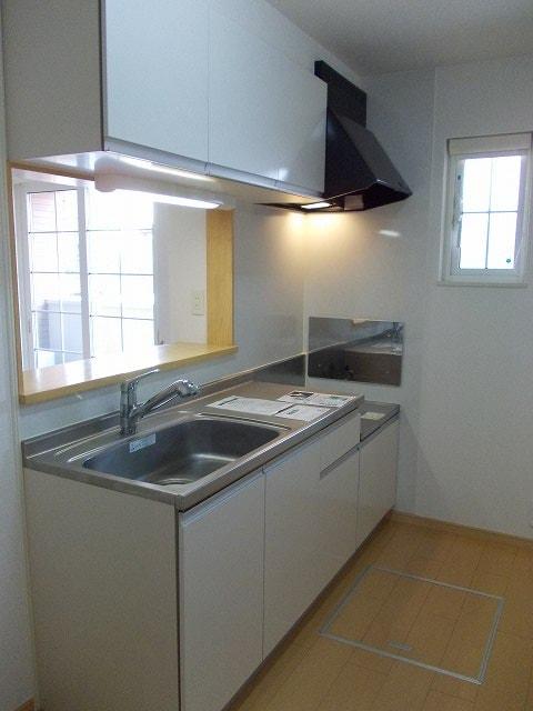 スタ-ハイツA 01030号室のキッチン