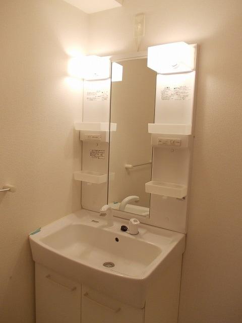 スタ-ハイツA 01030号室の洗面所
