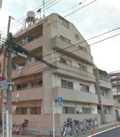 北新宿コーポ 101号室の外観