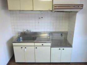 北新宿コーポ 101号室のキッチン