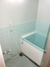 北新宿コーポ 101号室の風呂
