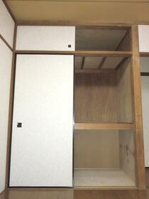 北新宿コーポ 101号室の収納