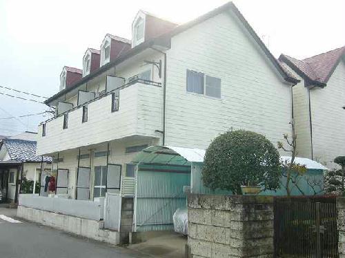 レオパレス西川田第2 102号室の風呂