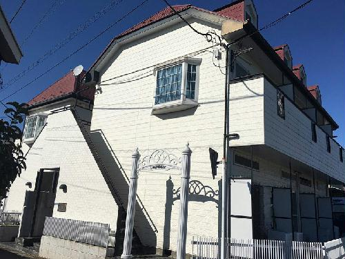 レオパレス西川田第2 102号室の外観
