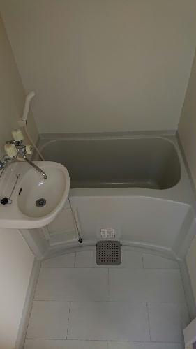 レオパレスSAFURAN 203号室の風呂