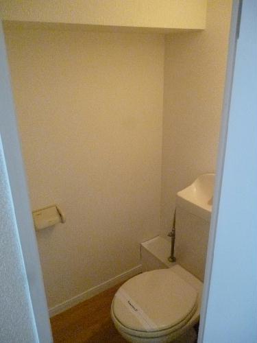 レオパレスべガⅡ 102号室のトイレ