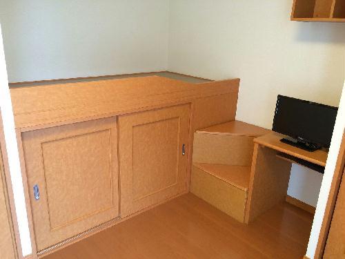 レオパレスGK 103号室のキッチン