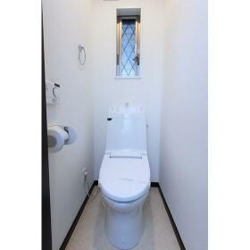 G・Aタウン上星川 101号室のトイレ