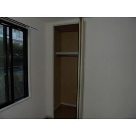 八洲ハウス 0205号室の収納