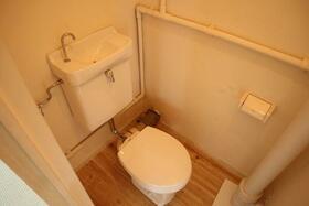 ビレッジハウス星ヶ丘1号棟 0405号室のトイレ