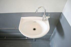 ビレッジハウス星ヶ丘1号棟 0405号室の洗面所