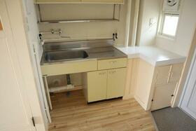 ビレッジハウス星ヶ丘1号棟 0405号室のキッチン