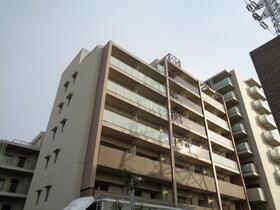 パレステージ江北Ⅲ東館の外観